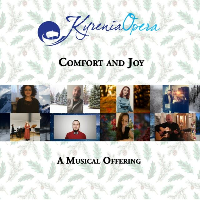 Dear friends of Kyrenia Opera, Our warmest wishes for this holiday season are best expressed through song. We at Kyrenia Opera look forward to a time when we can perform for you in person and are grateful to be able to share music still, which we hope will bring you comfort and joy. We send you this musical offering with the voices of Kyrenia Opera singers around the world resonating with hope and resilience. [Link in bio or https://www.youtube.com/watch?v=qxEXTBt2bx0] Wishing you safe & healthy holidays and a happy New Year. #happyholidays #operasingersofinstagram #operasingers #artistsoninstagram #comfort
